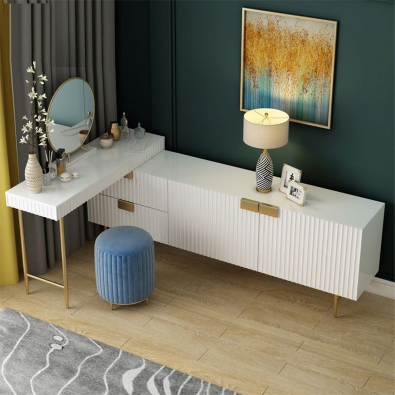 Addin Karlie Multi-functional Console and Study/Dresser