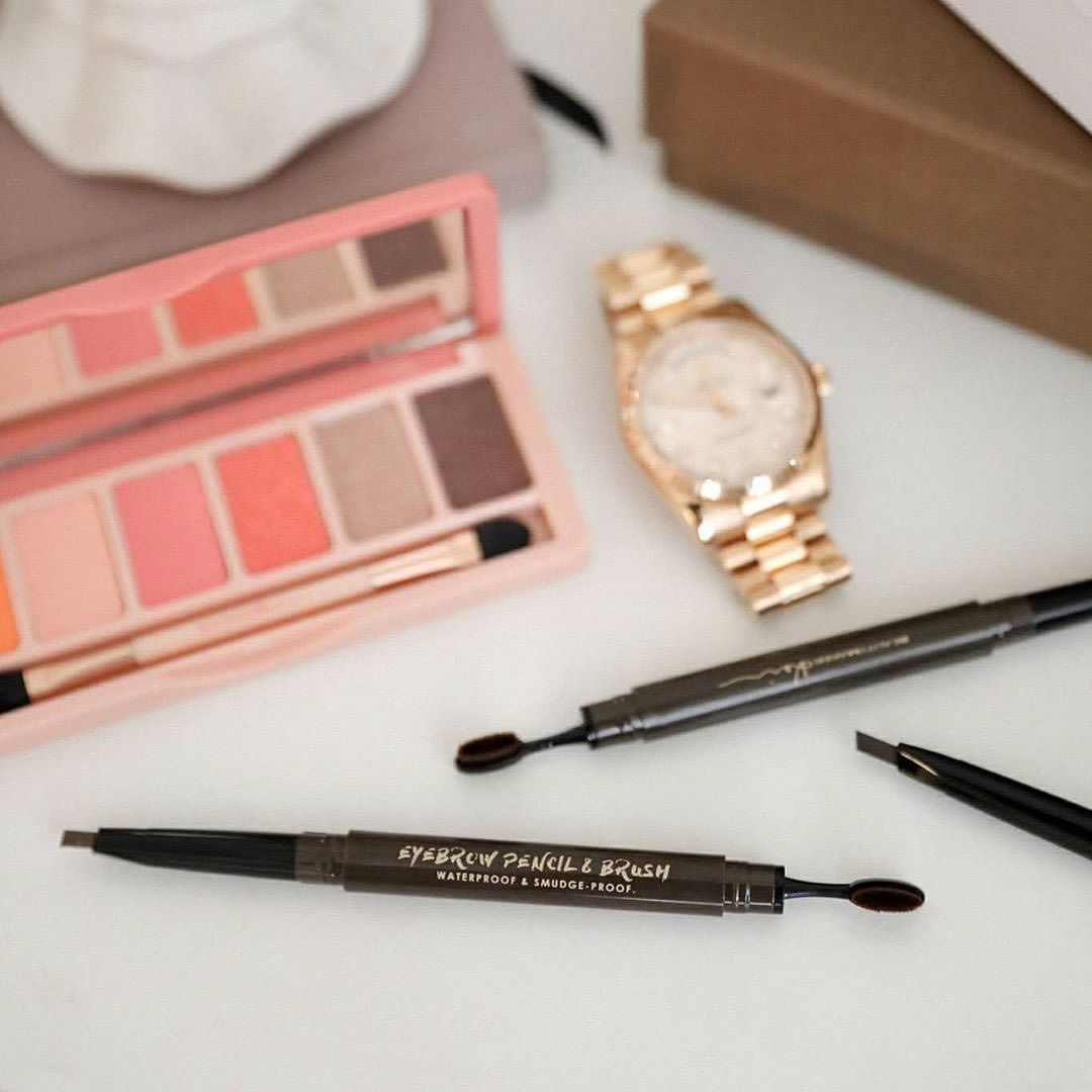 BeautyMaker Eyebrow Pencil & Brush