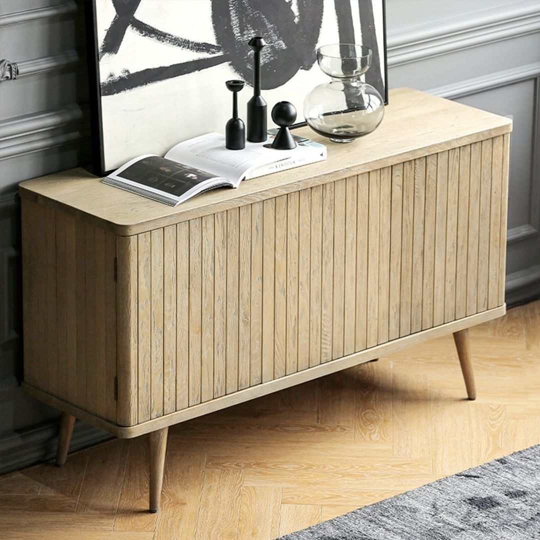 IUIGA Simpli Vertical Stripes Sideboard