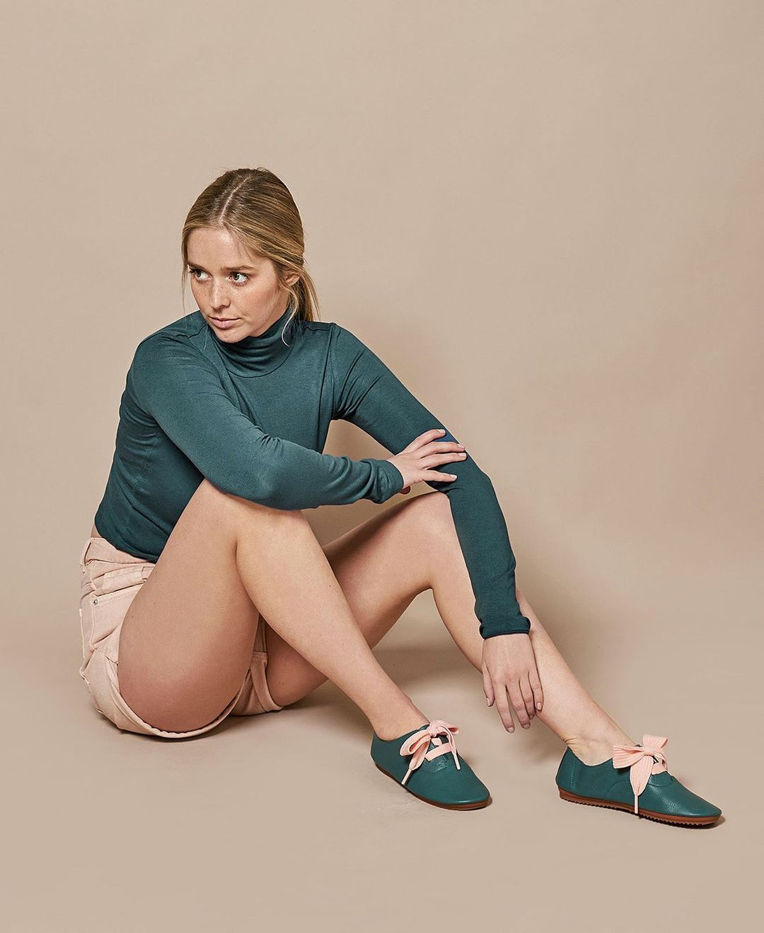 anothersole stella teal