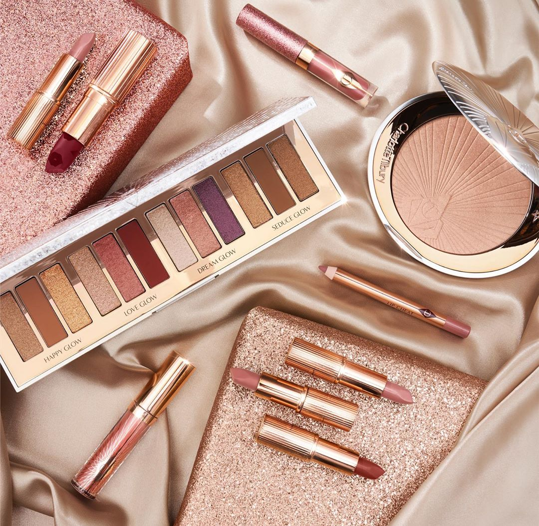 Sephora Charlotte Tilbury Bejewelled Eyes To Hypnotise Eyeshadow Palette Limited Edition